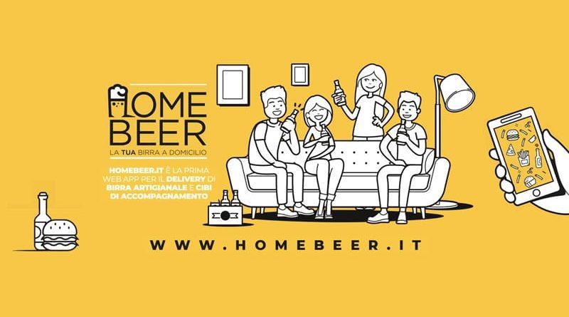 Le tue birre consegnate a domicilio con Homebeer.it