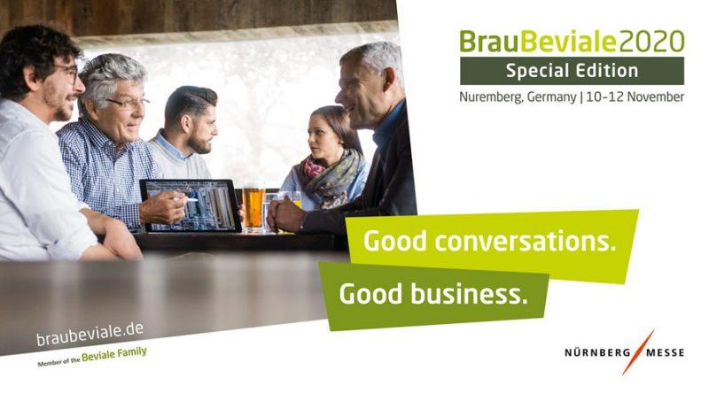 La fiera BrauBeviale 2020 Special Edition si terrà solo online a causa del covid-19