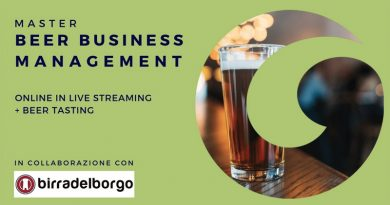 Master Beer Business Management 2020 di Giunti Academy