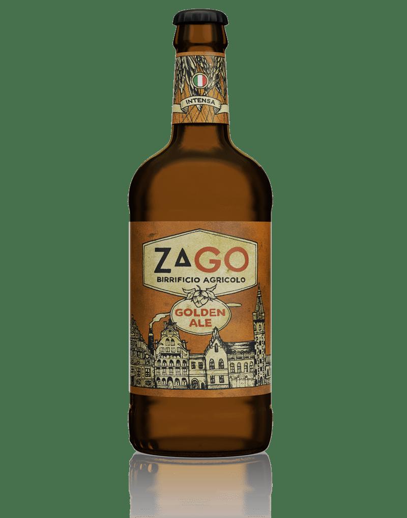 birra Zago Golden Ale