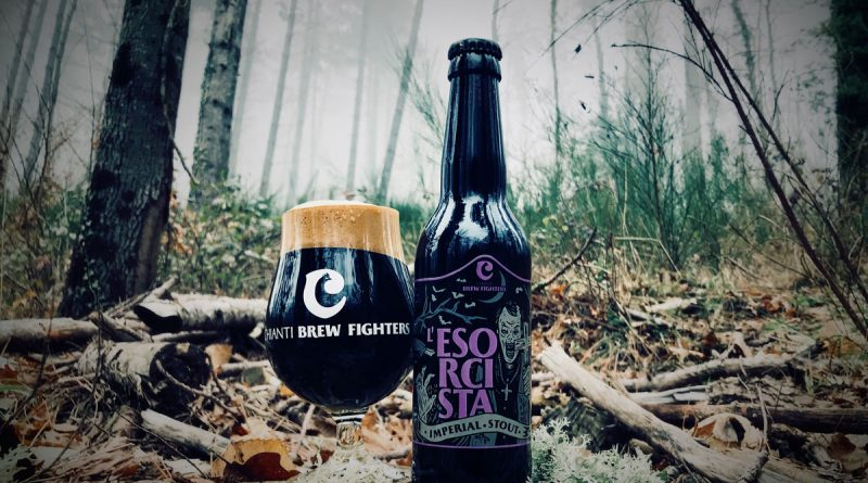 L'Esorcista, la nuova imperial stout dei Chianti Brew Fighters