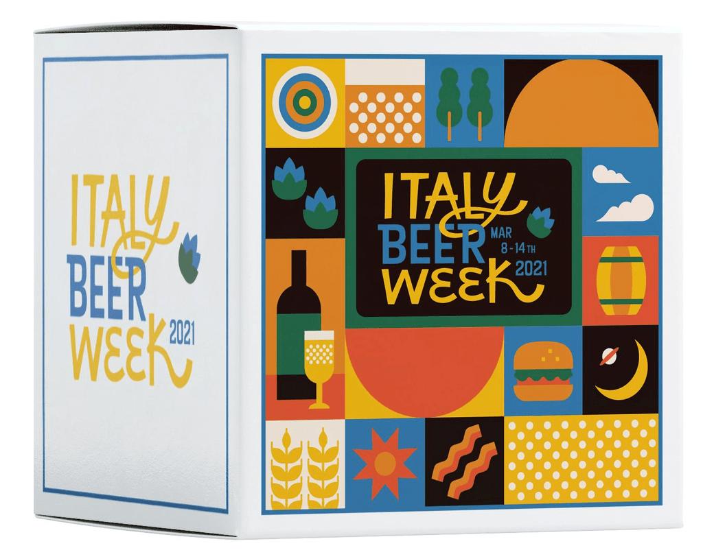 Italy Beer Week 2021 box