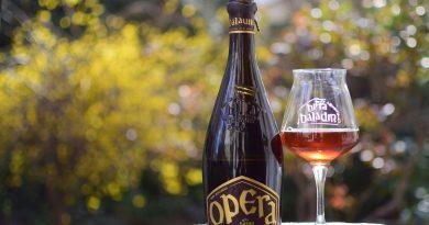 Opera Birra Baladin una birra artigianale all'aceto di birra