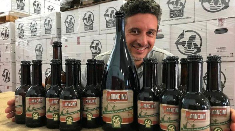 Birra del Forte e Francesco Mancini