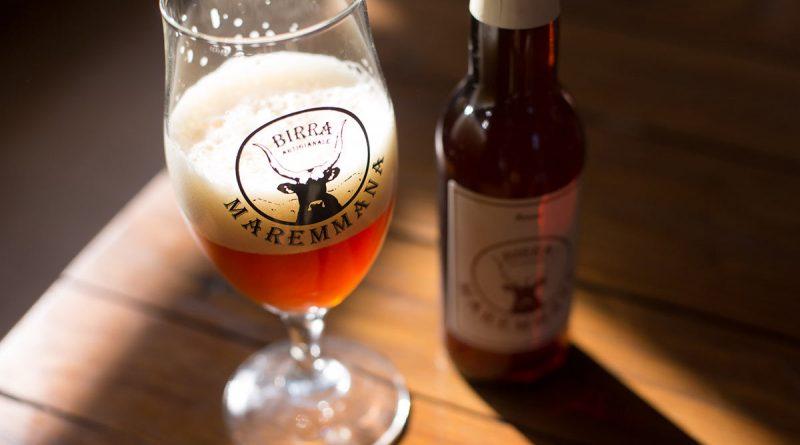 Birra Maremmana dell'Azienda Agricola Vallechiara a Talamone
