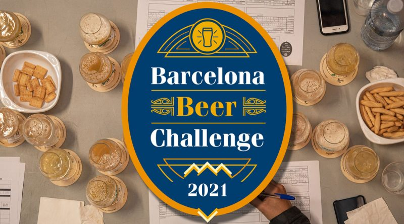 Barcellona Beer Challenge 2021