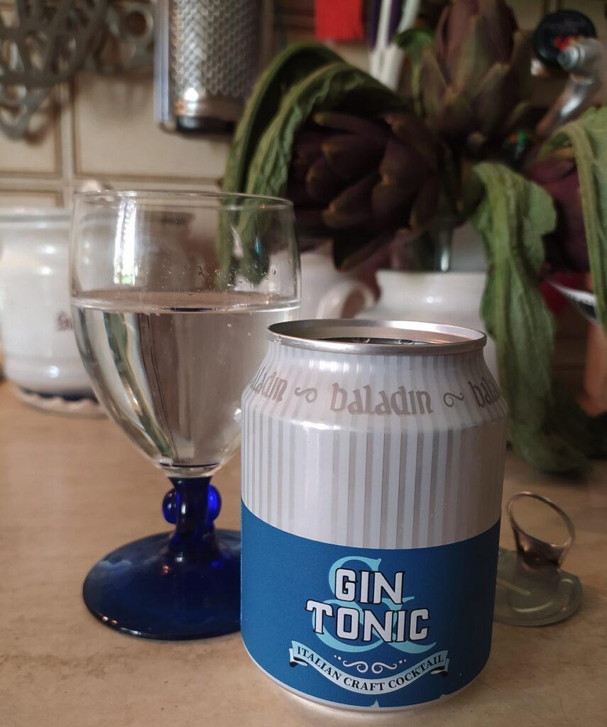 Gin Tonic Baladin