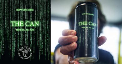 THE WALL presenta la THE CAN