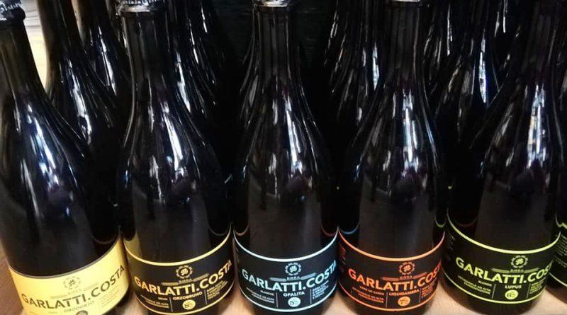 Birre artigianali Garlatti Costa