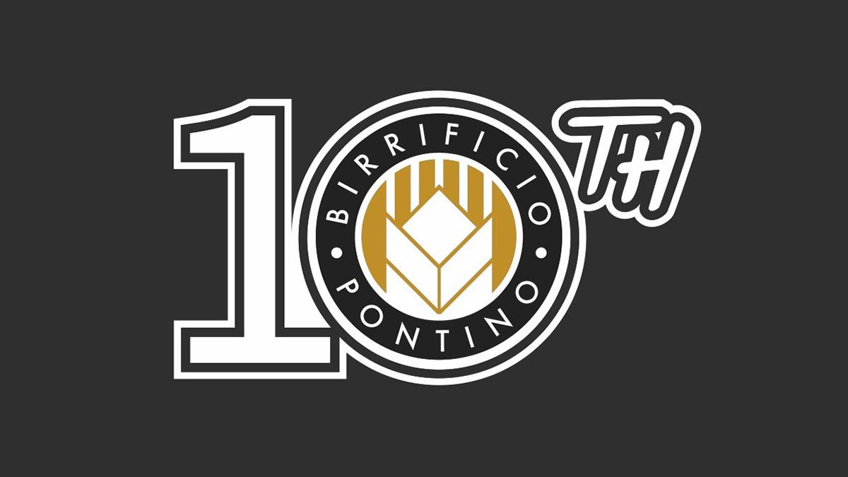 10 anni birrificio Pontino