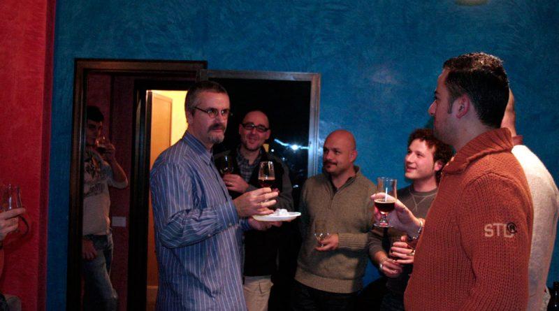 Fratoni Giovannoni @ Livingstone nel 2008