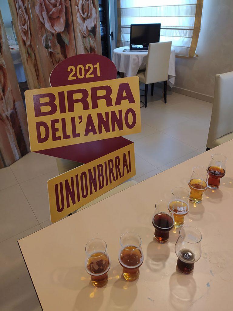 Birra dell'Anno 2021 logo