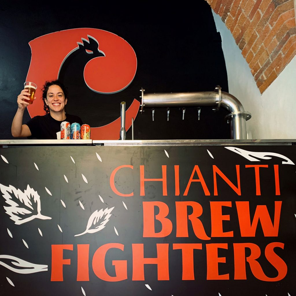 Chianti Brew Fighters