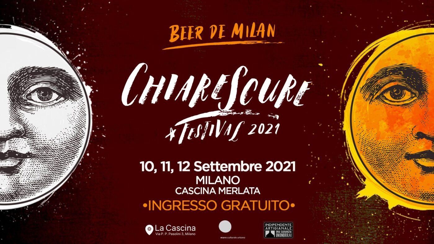 Chiarescure 2021 festival della birra a Milano