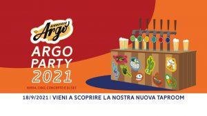 Argo party 2021