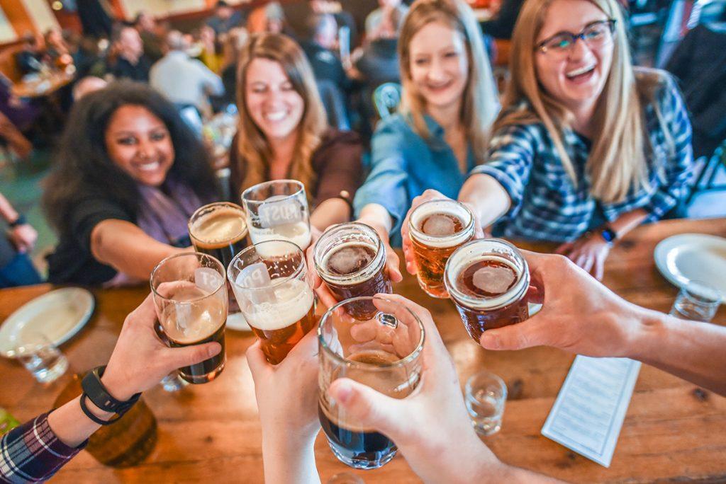 bevitrici di birra artigianale