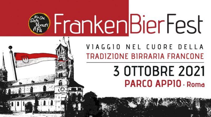 FrankenBierFest 2021 (PARCO APPIO)